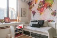 06 - AD - Reforma apto, sala e quartos filhos adolescentes. Itaim Bibi