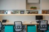 09 - NE - Nosso escritorio. Chacara Sto Antonio