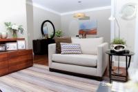 12 - JM - Repaginada na decoração sala de estar e jantar do apto