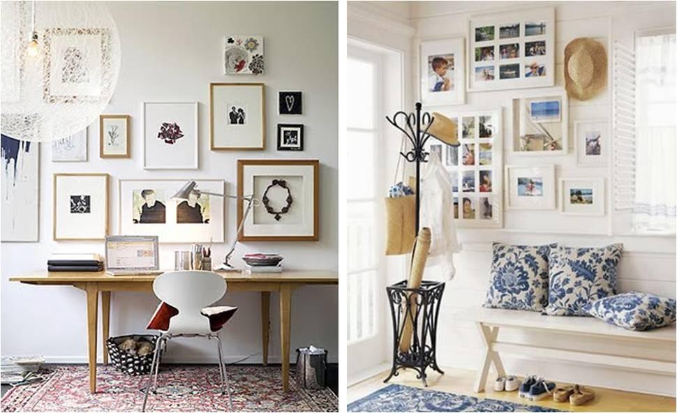 Como decorar com quadros