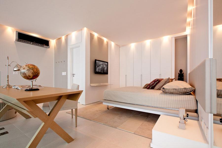 loft  Danyela Corrêa  Arquitetura e Interiores