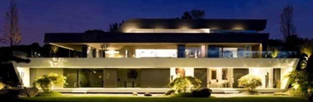 Quarto danyela corr a arquitetura e interiores - Fotos de la casa de cristiano ronaldo ...