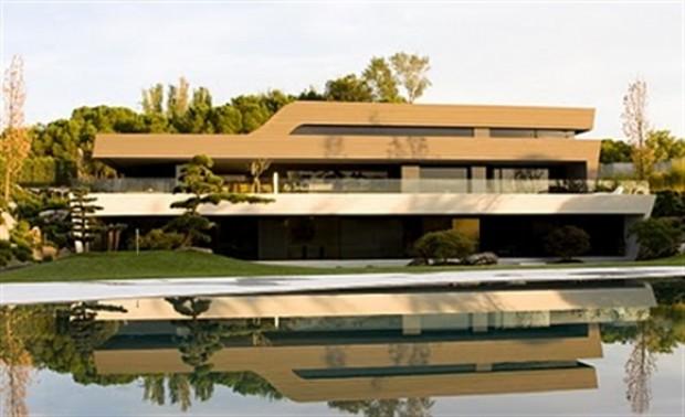 Casas danyela corr a arquitetura e interiores - Fotos de la casa de cristiano ronaldo ...