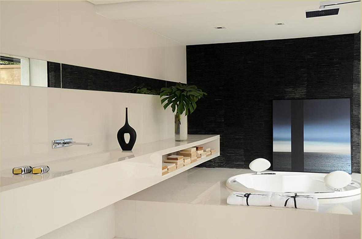 banheiro : Danyela Corrêa Arquitetura e Interiores #456986 1181 780